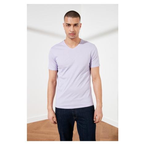 Koszulka męska Trendyol V-neck