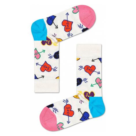 Happy Socks - Skarpetki x Linda & Johnny Ramone