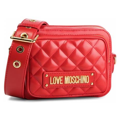 Torebka LOVE MOSCHINO - JC4004PP17LA0500 Rosso