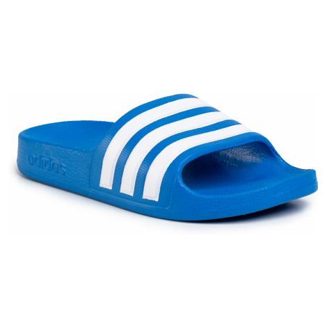 Klapki adidas - adilette Aqua K EF1752 Trublu/Ftwwht/Trublu