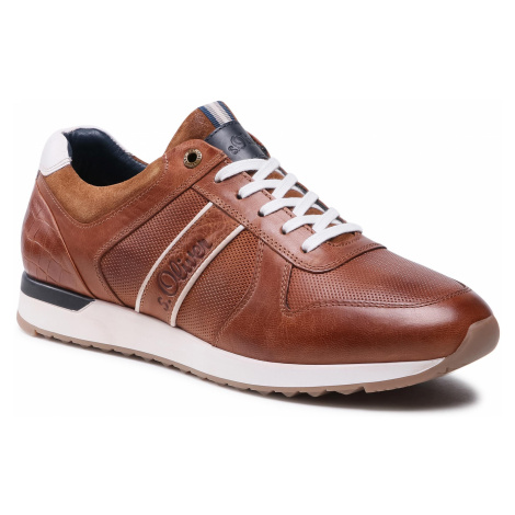 Sneakersy S.OLIVER - 5-13626-26 Cognac 305