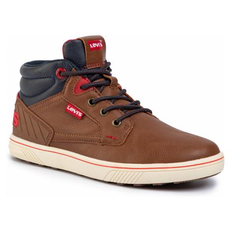 Sneakersy LEVI'S - VPOR0021S Cognac 0241 Levi´s
