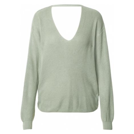 Miss Selfridge Sweter zielony
