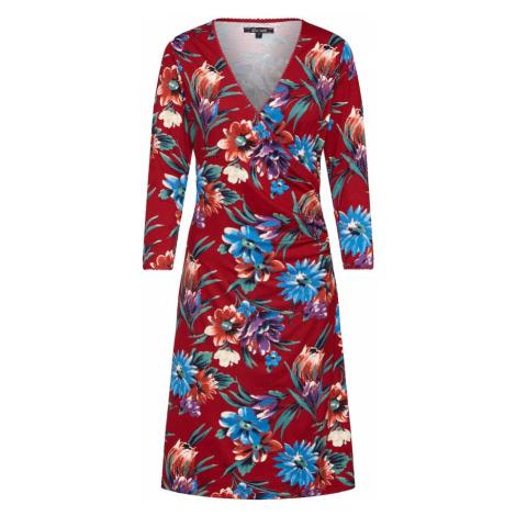 King Louie Sukienka 'Bluebell' mieszane kolory / czerwony