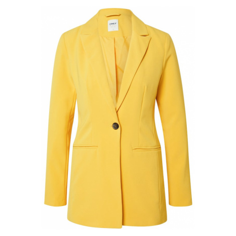 ONLY Marynkarka 'ONLMINNA BLAZER' żółty