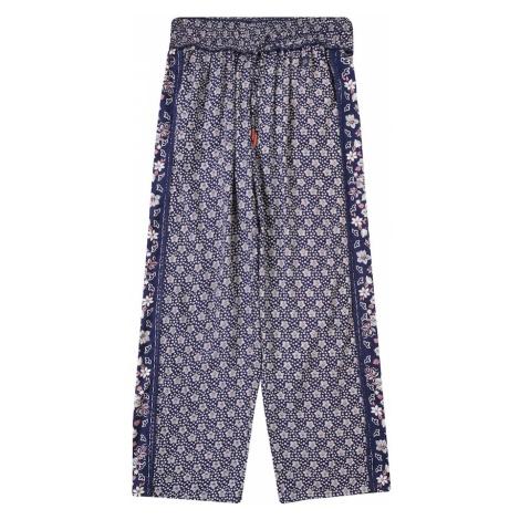 Pepe Jeans Spodnie 'OLIVIA' fioletowy / czarny