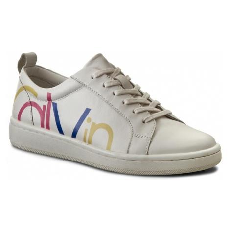 Sneakersy CALVIN KLEIN - Danya E4835 White/Multi