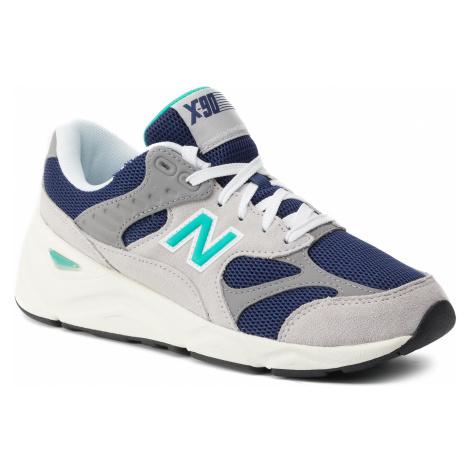 Sneakersy NEW BALANCE - MSX90TTI Granatowy Kolorowy