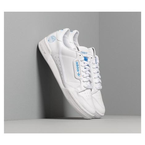 adidas Continental 80 Ftw White/ Ftw White/ Blue Bird