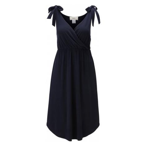 Heine Letnia sukienka niebieska noc