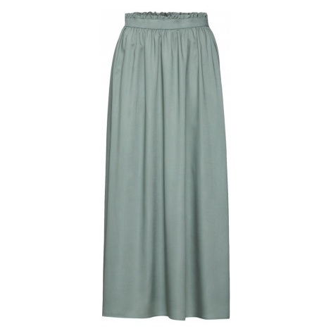 ONLY Spódnica 'VENEDIG PAPERBAG' pastelowy zielony