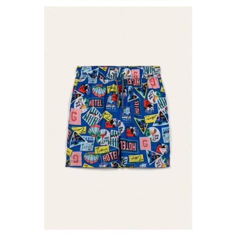 Guess Jeans - Szorty kąpielowe dziecięce 104-175 cm
