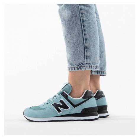 Buty damskie sneakersy New Balance WL574LBE