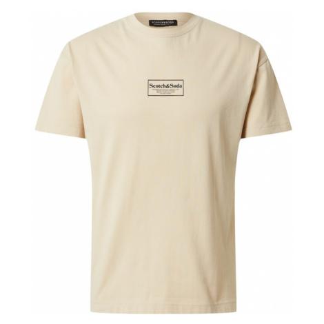 SCOTCH & SODA Koszulka piaskowy