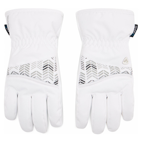 Rękawice narciarskie ROSSIGNOL - Nicky Impr G RLIYG11 White 100