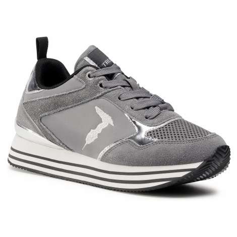 Sneakersy TRUSSARDI JEANS - 79A00541 E729