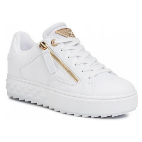 Guess Sneakersy Figgi FL6FII FAL12 Biały