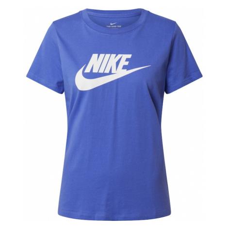 Nike Sportswear Koszulka 'FUTURA' szafir