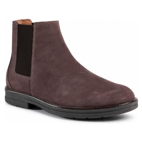 Męskie Chelseae Boots Clarks