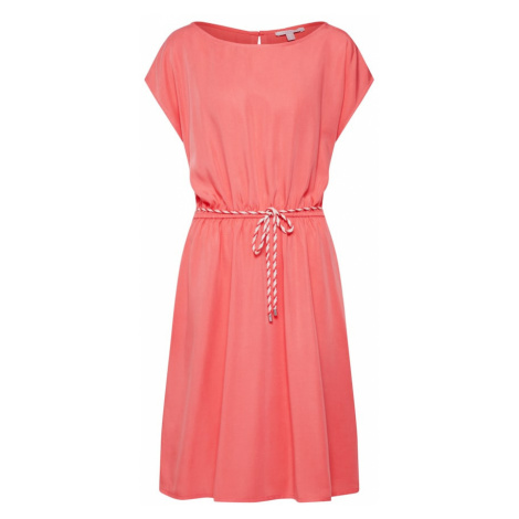 ESPRIT Letnia sukienka 'R-Tencel' koralowy