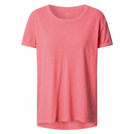 GAP Koszulka różowy pudrowy