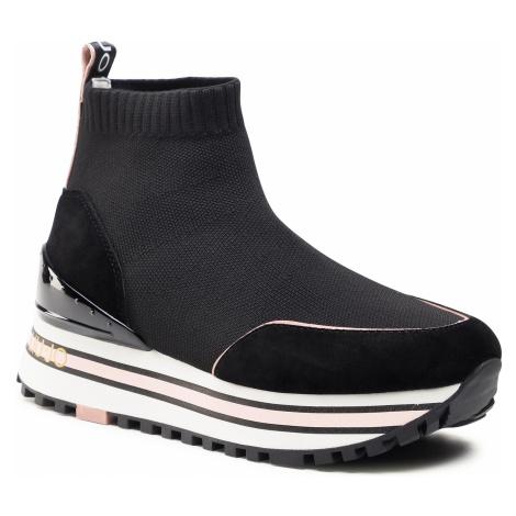 Sneakersy LIU JO - Maxi Wonder 23 BA1067 TX022 Black 22222