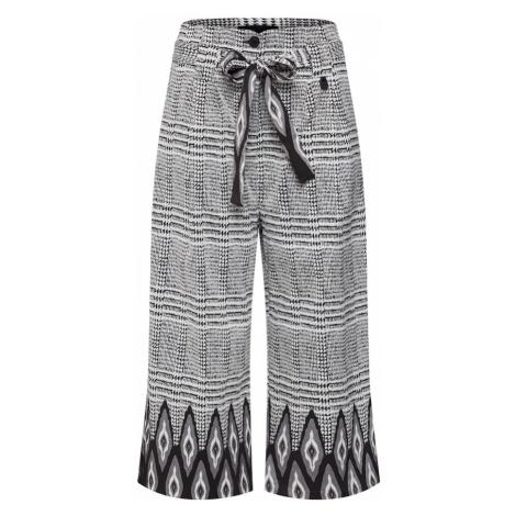 Gang Spodnie 'RANIA' czarny / biały