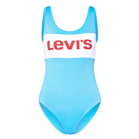 LEVI'S Top niebieski Levi´s