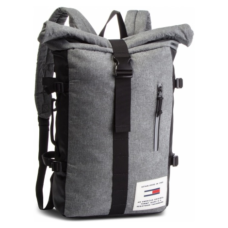 Plecak TOMMY JEANS - Tjm Cool Tech Roll Bavkpack Refl AM0AM04322 062 Tommy Hilfiger