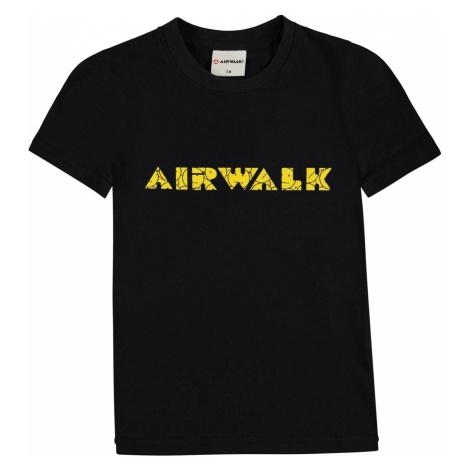 Airwalk Printed T Shirt Junior