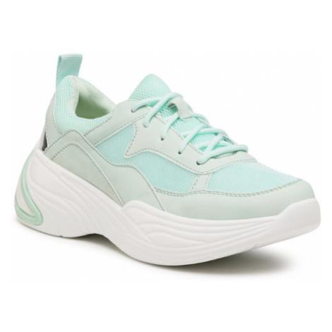 DeeZee Sneakersy WS0705-01 Zielony