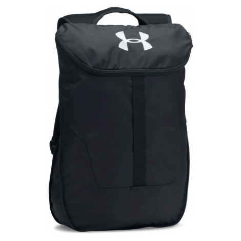 Under Armour UA Expandable SackPack Czarny (1300203-001)