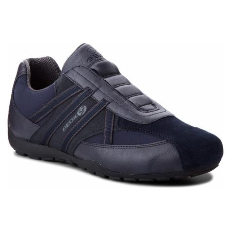 Sneakersy GEOX - U Ravex B U823FB 05411 C4002 Navy1