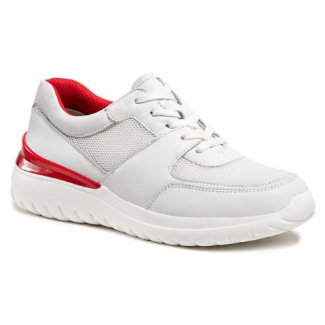 Sneakersy CAPRICE - 9-23720-26 White Comb 197