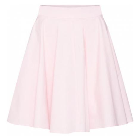 Mint&berry Spódnica różowy pudrowy