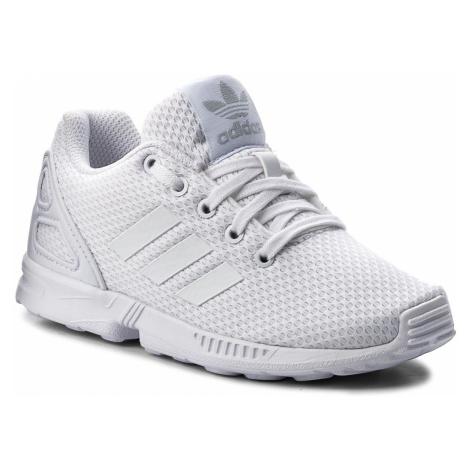 Buty adidas - Zx Flux C BB9103 Ftwwht/Ftwwht/Ftwwht