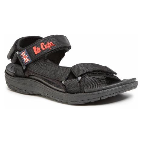 Sandały LEE COOPER - LCWL-20-34-016 Black
