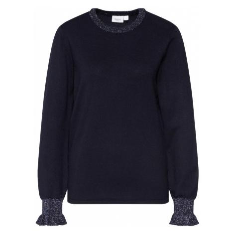 SAINT TROPEZ Sweter czarny