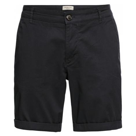 SELECTED HOMME Spodnie czarny