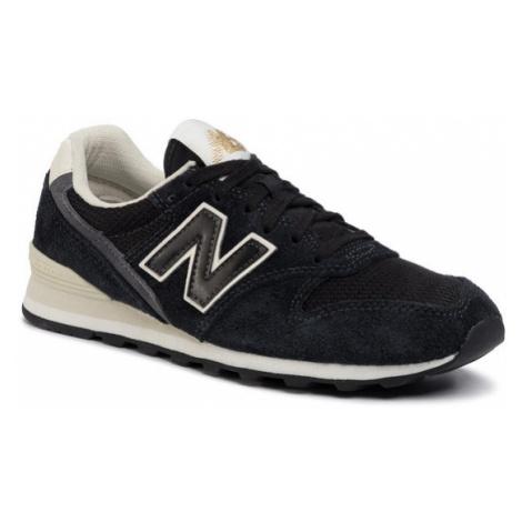 New Balance Sneakersy WL996VHB Czarny