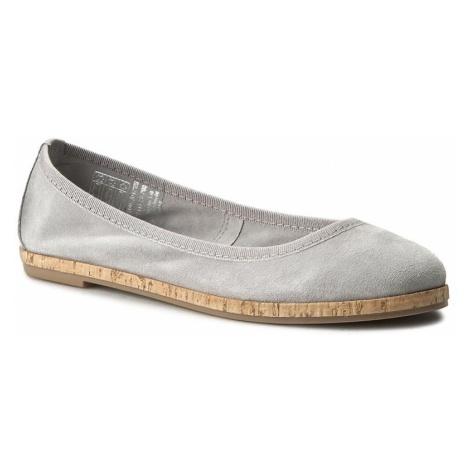 Półbuty TAMARIS - 1-22117-28 Grey 200