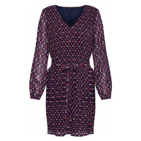ONLY Sukienka koszulowa 'HELEN' fioletowy / różowy pudrowy