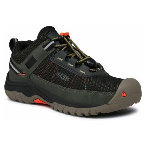 Trekkingi KEEN - Targhee Sport 1023635 Olive Drab/Safety Orange
