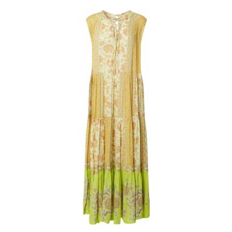 Free People Letnia sukienka 'HANALEI BAY' mieszane kolory / żółty