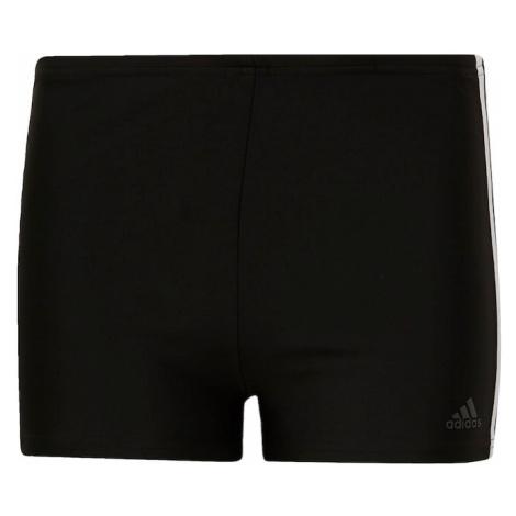 ADIDAS PERFORMANCE Sportowa moda plażowa czarny / biały