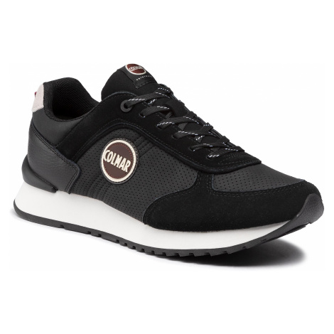 Sneakersy COLMAR - Travis Drill 014 Black