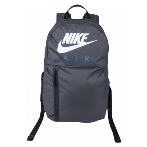 Nike KIDS ELEMENTAL GRAPHIC szary  - Plecak dziecięcy