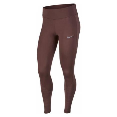 Nike RACER WARM TIGHT - Legginsy do biegania damskie