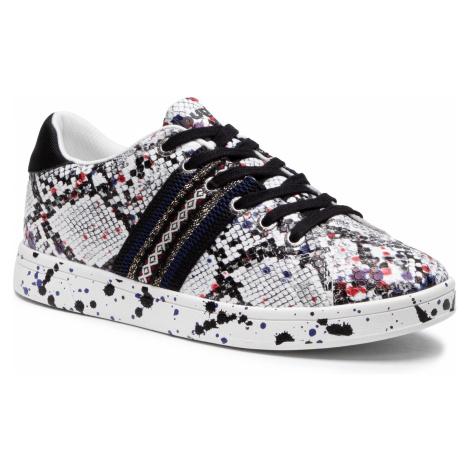 Sneakersy DESIGUAL - Cosmic 21SSKP06 2000