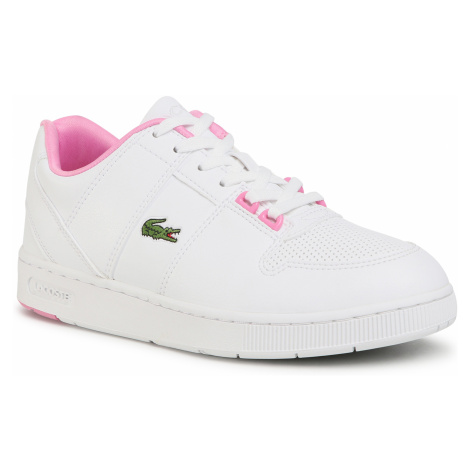Sneakersy LACOSTE - Thrill 0120 1 Suj 7-40SUJ00141Y9 Wht/Lt Pink